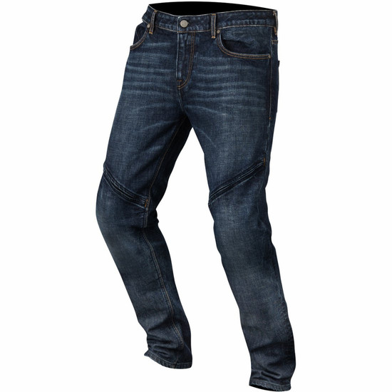 Calças ALPINESTARS Copper Out Tech Denim Dark Rinse