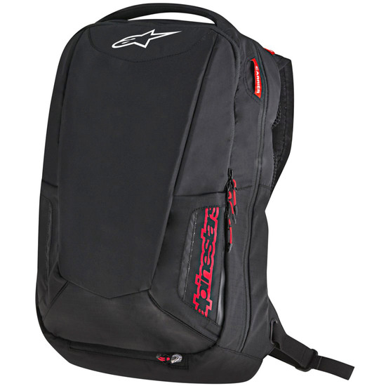 Bolsa ALPINESTARS City Hunter Black / Red