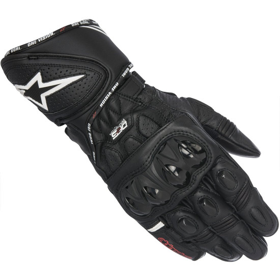 Guanto ALPINESTARS Gp Plus R Black