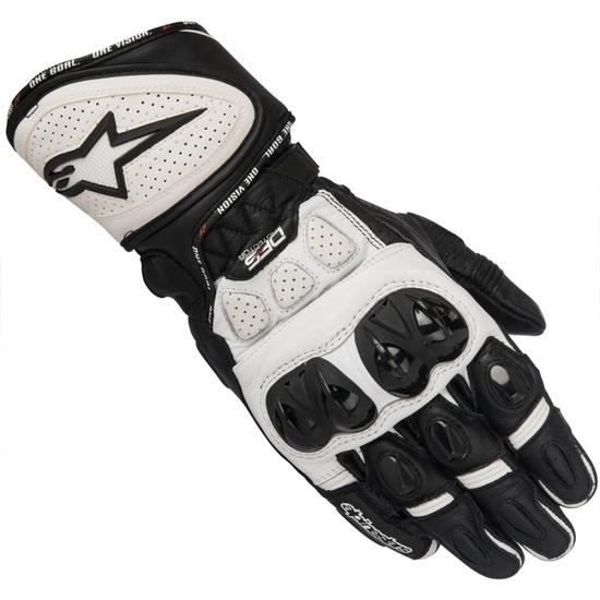 Handschuh ALPINESTARS Gp Plus R Black / White
