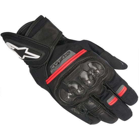 Gants ALPINESTARS Rage Drystar Black / Red
