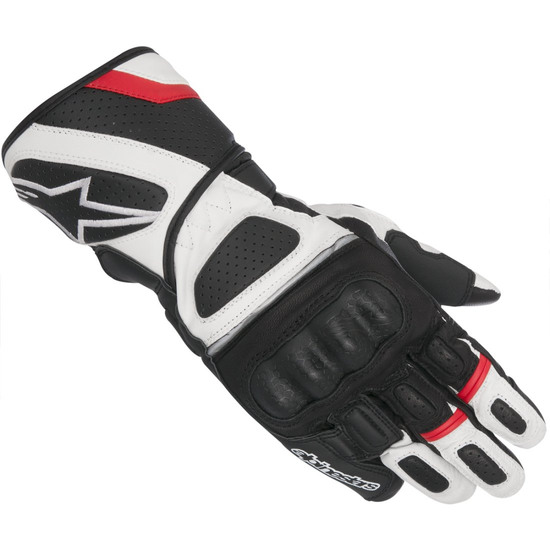 Handschuh ALPINESTARS SP Z Drystar Black / White / Red
