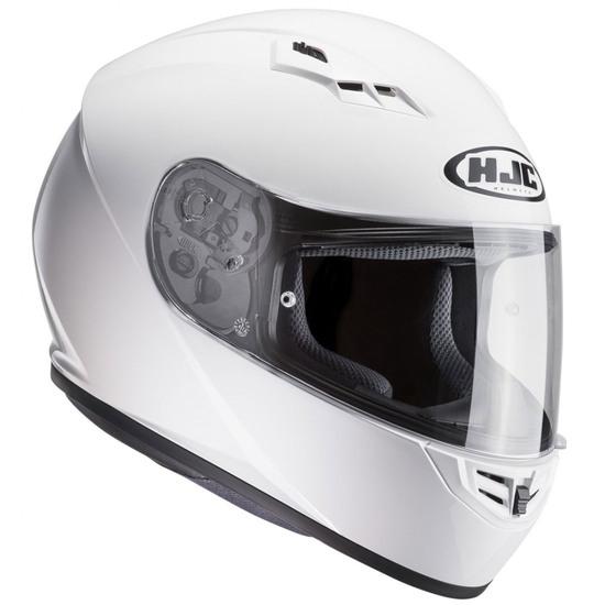 Helm HJC CS-15 White