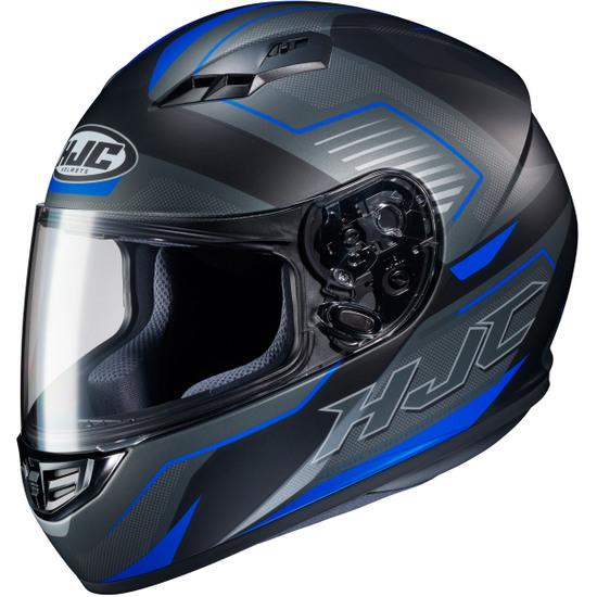 HJC CS-15 Trion MC-2SF Helmet