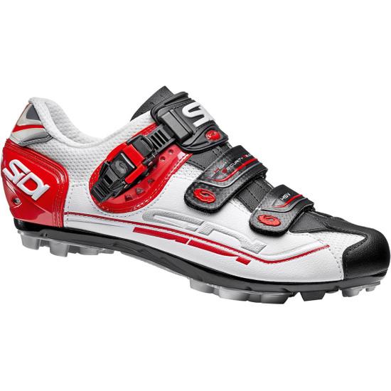 SIDI Eagle 7 White / Black / Red Shoe