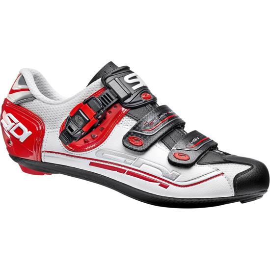 Scarpa SIDI Genius 7 White / Black / Red