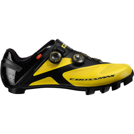 Chaussures MAVIC Crossmax SL Ultimate Yellow Mavic / Black