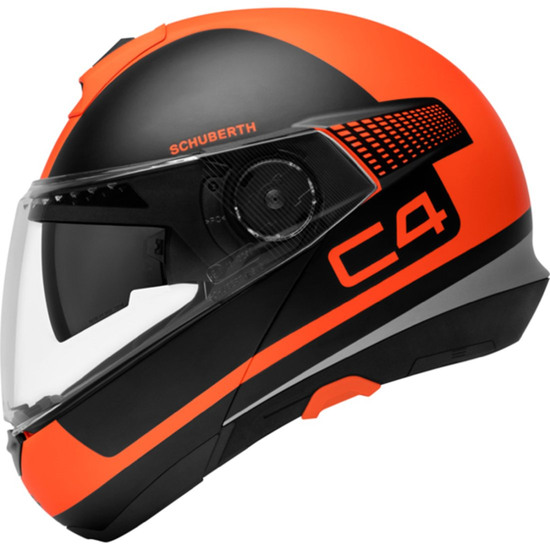 Helm SCHUBERTH C4 Legacy Orange