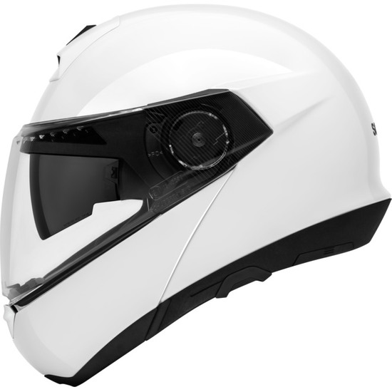 SCHUBERTH C4 Glossy White Helmet
