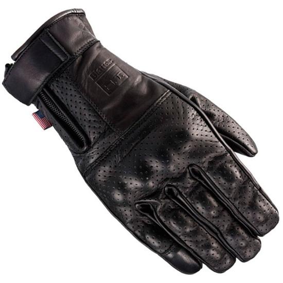 BLAUER Combo Black Gloves