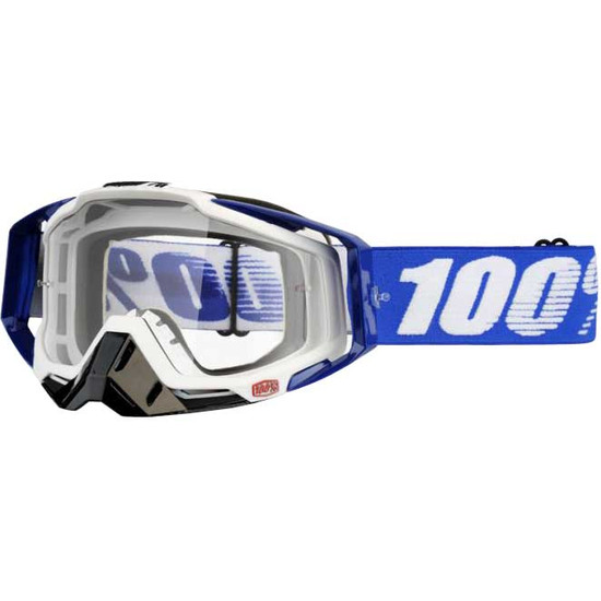 100% Racecraft Cobalt Mask / Goggle