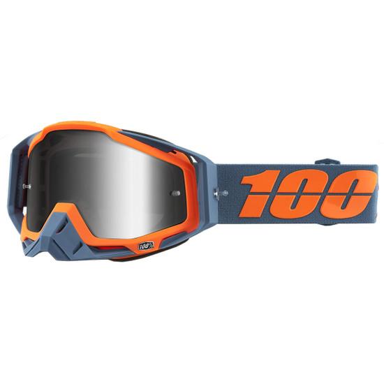 Máscara / Gafas 100% Racecraft Kilroy Mirror Silver