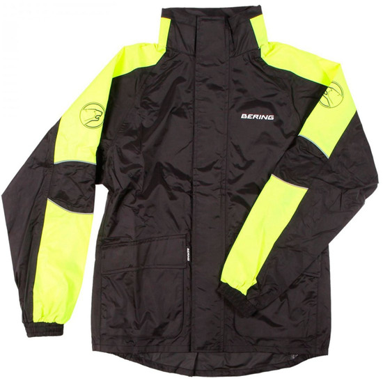 Impermeable BERING Maniwata Black / Yellow Fluo