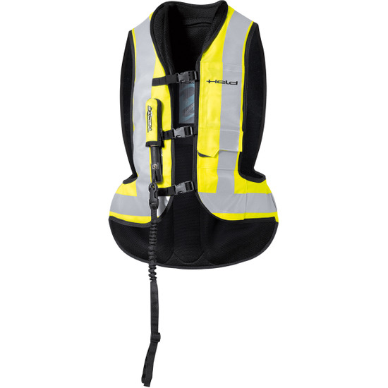 Protection HELD Air Vest Black / Yellow Fluo
