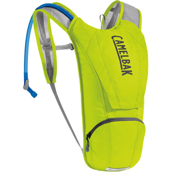 CAMELBAK Classic Lime Punch / Silver Bag / Back pack