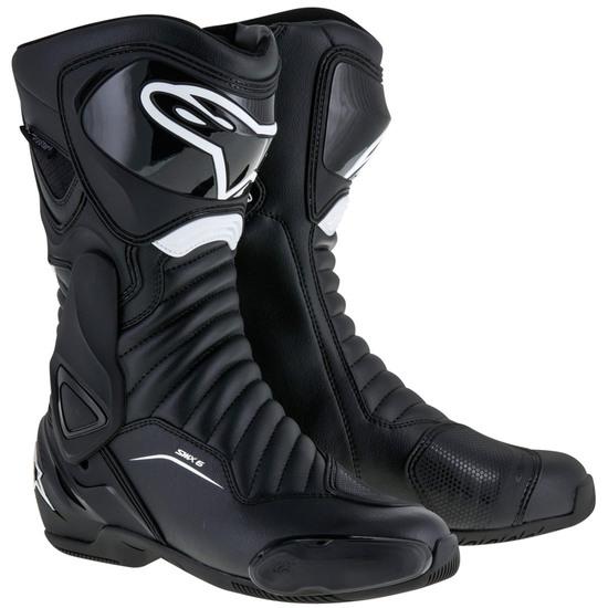 ALPINESTARS SMX-6 V2 Drystar Black  Boots