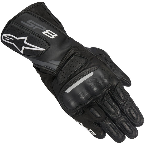 ALPINESTARS SP-8 V2 Black / Dark Gray Gloves