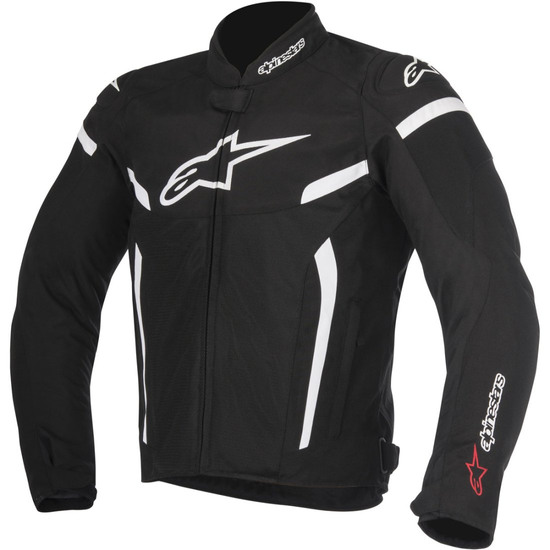 Chaqueta ALPINESTARS T-GP Plus R V2 Air Black / White