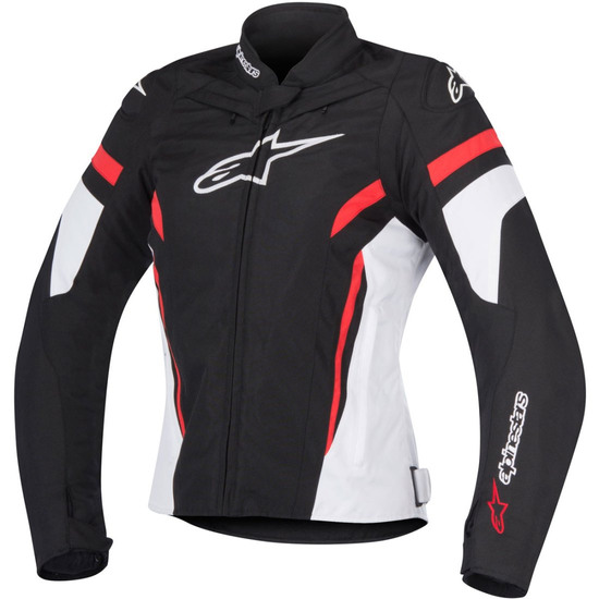 Giacca ALPINESTARS Stella T-GP Plus R V2 Lady Black / White / Red