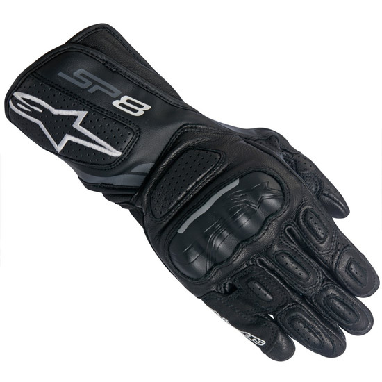 Gants ALPINESTARS Stella SP-8 V2 Lady Black / Dark Gray