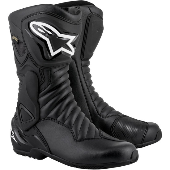 Stiefel ALPINESTARS SMX-6 V2 Gore-Tex Black