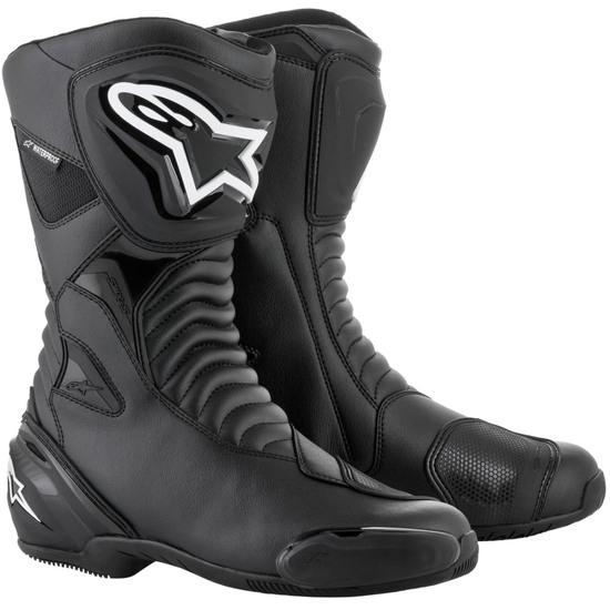 Stiefel ALPINESTARS SMX-S Waterproof Black