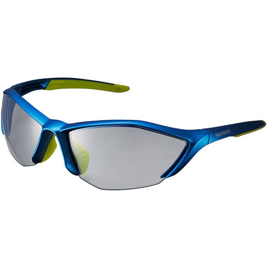 SHIMANO S61R-PH Blue / Yellow Mask / Goggle