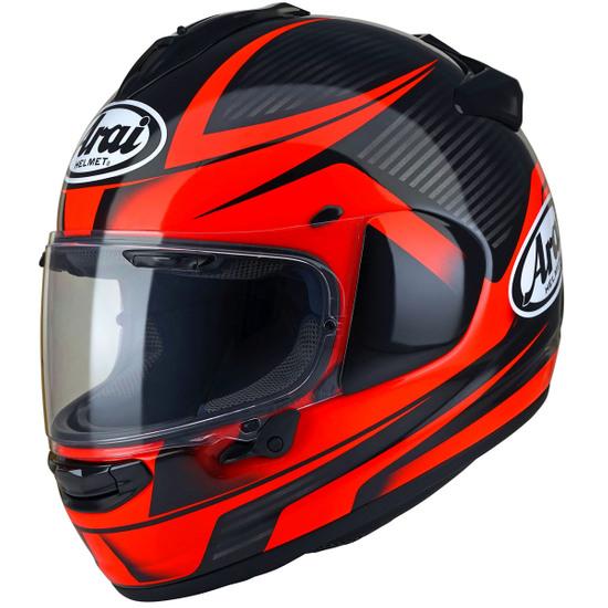 ARAI Chaser-X Tough Red Helmet