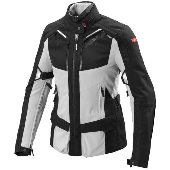 SPIDI 4Season H2Out Lady Black / Grey Jacket