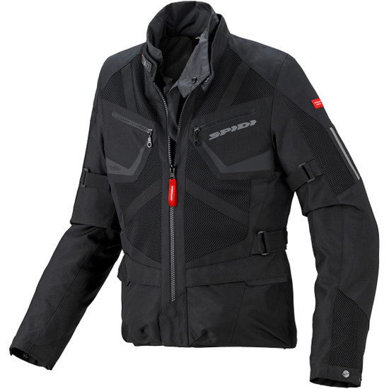 Jacke SPIDI Ventamax H2Out Black