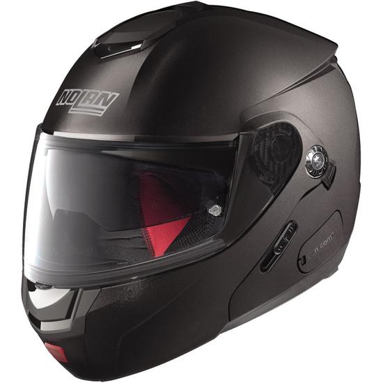 NOLAN N90-2 Special N-Com Black Graphite Helmet