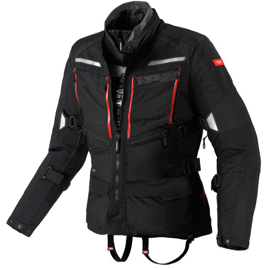 Chaqueta SPIDI 4Season H2Out Black