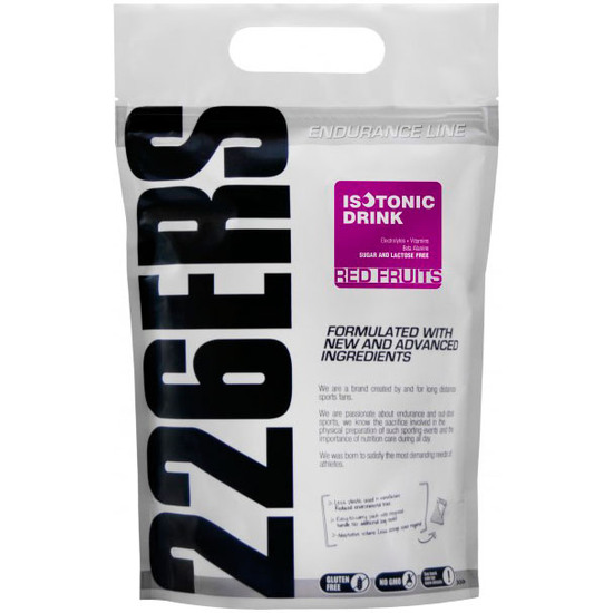 Nutrition 226ERS Energy Drink 1000gr. Red Fruits