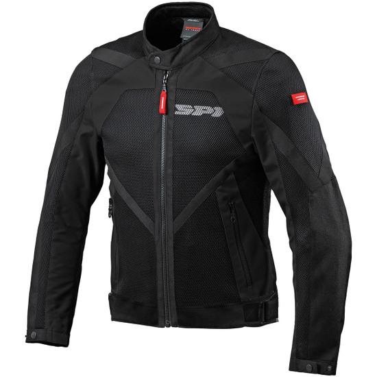 SPIDI Netstream Black Jacket