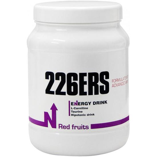 Ernährung 226ERS Energy Drink 500gr. Red Fruits
