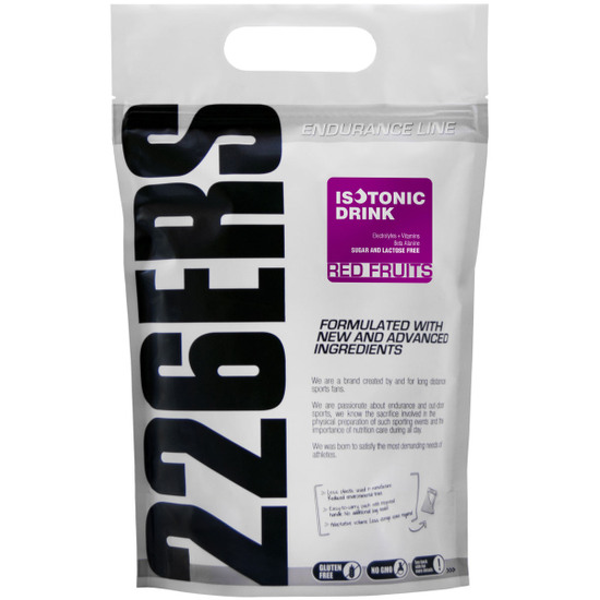 Ernährung 226ERS Isotonic Drink 1000gr. Red Fruits