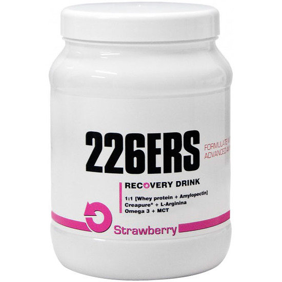 Nutrition 226ERS Recovery Drink 500g. Strawberry