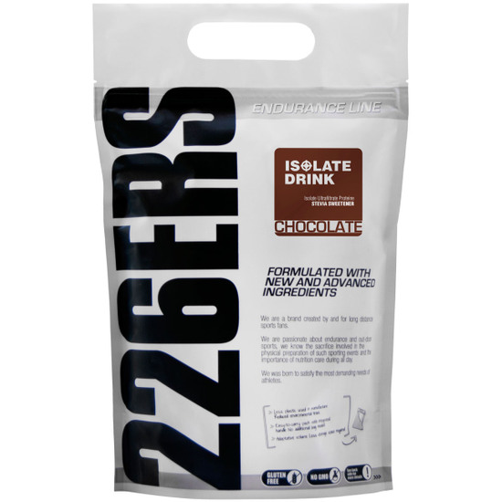 Nutrition 226ERS Isolate Drink 1000gr. Chocolate