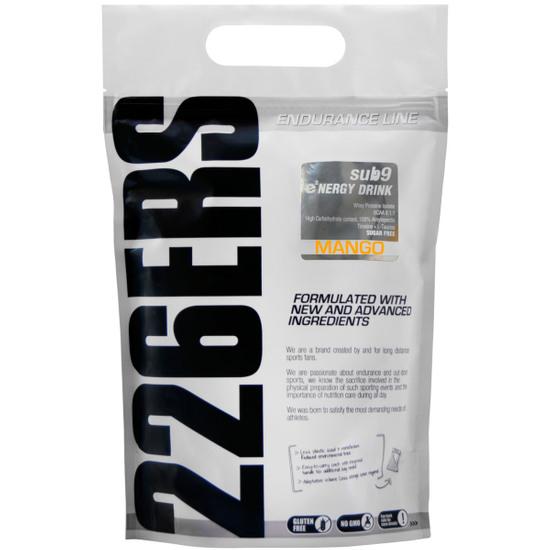 Nutrition 226ERS Sub9 Energy Drink 1000gr. Mango