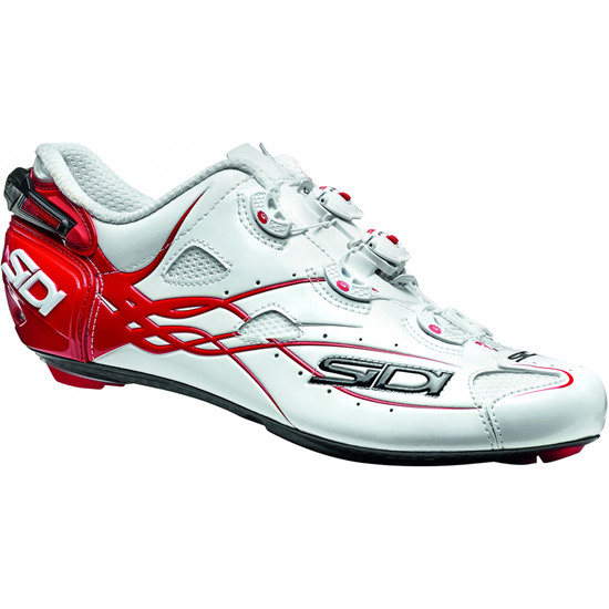 Scarpa SIDI Shot White / Red