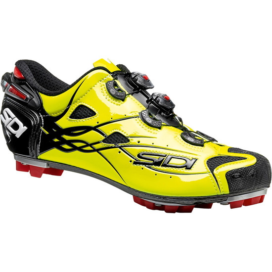 Chaussures SIDI MTB Tiger Bright Yellow