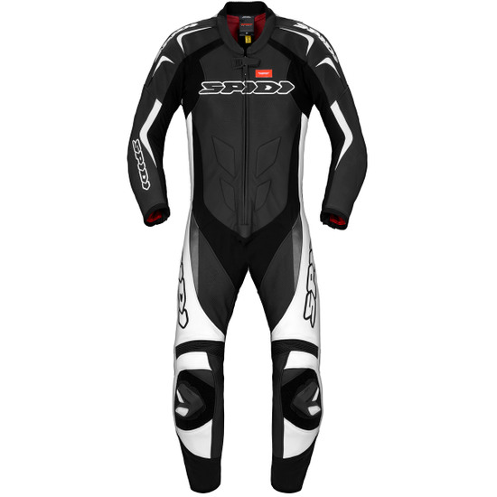 Traje / Mono SPIDI Supersport Wind Pro Professional Black / White