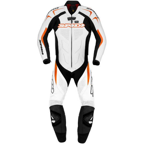 Combinaison SPIDI Supersport Wind Pro Professional Black / Orange