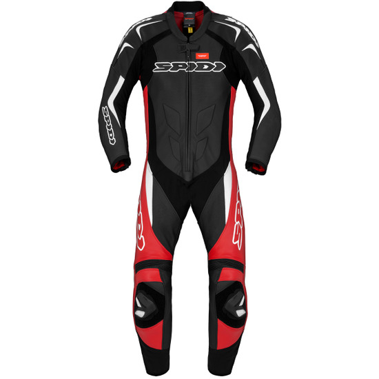 Tuta SPIDI Supersport Wind Pro Professional Black / Red / White
