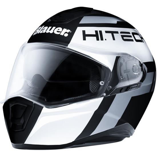 BLAUER Force One 800 Black Matt / White / Anthracite Helmet
