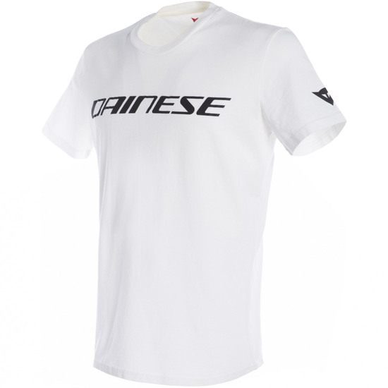 Camiseta DAINESE Dainese White / Black