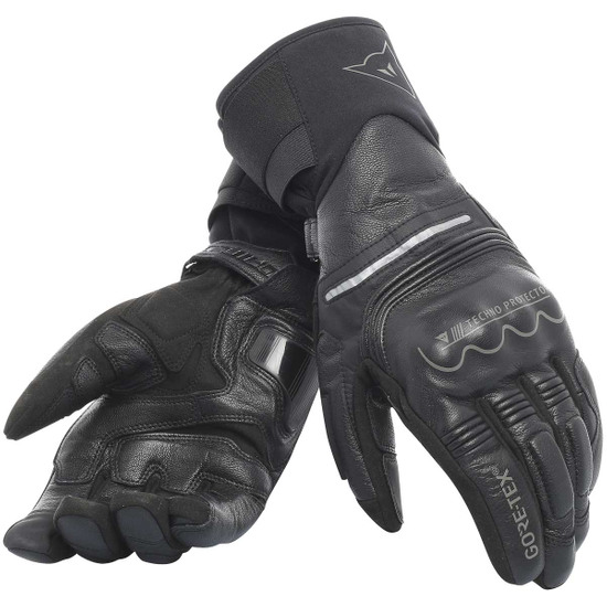 DAINESE Universe Gore-Tex Gore Grip Black Gloves
