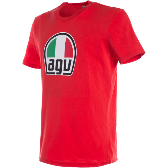 Maillot off road AGV AGV Red