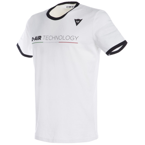 Jersey DAINESE Innovation D-Air White