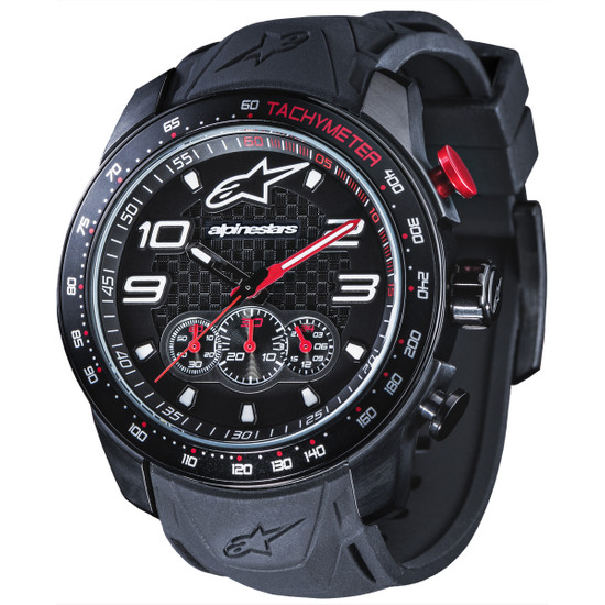 Complement ALPINESTARS Tech Chrono Silicon Black / Black